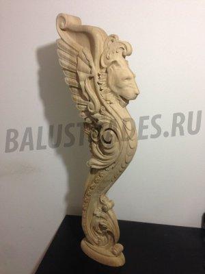 балясины деревянные: балясины из дерева в Краснодаре и